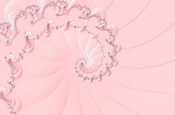 fractal, pink, background, pattern, texture, abstract