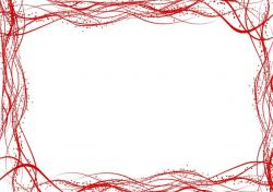 frame, outline, lines, points, abstract, background