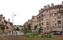 france, city, cities, buildings, urban, square, park