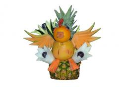 fruit bird, fruits, bird, fruit mix, fruit, fruitmix