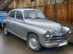 gaz pobeda, car, auto, automobile, travel