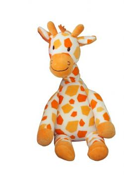 giraffe plush toy, stuffed, animal, fabric, cuddly