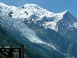 glacier, snow, window, home, beautiful, holiday, europe
