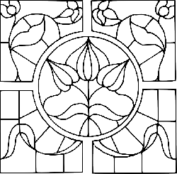 glass, simple, outline, pattern, design, cartoon