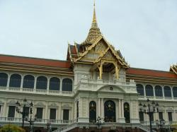 grand palace, bangkok, thailand, palace, architecture