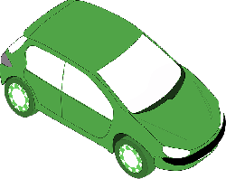 green, car, transportation, vehicles, peugeot, auto