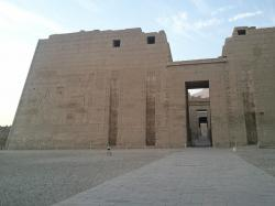 habu temple, luxor, pharaonic, egypt