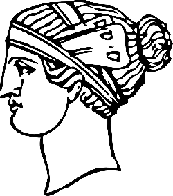 hair, hairdressing, head, greece, grecian, ancient
