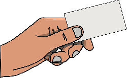 hand, card, palm, ticket, hands, give, cards, holding