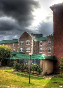 harrison, hotel, outdoor, building, clouds