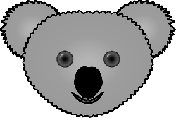 head, outline, drawing, face, cartoon, bear, peter