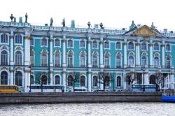 hermitage, winter palace, art galery, museum