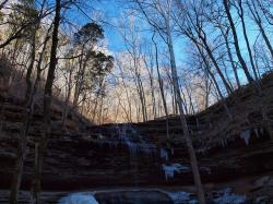 hollow, falls, state, nature, area, tennessee, parks