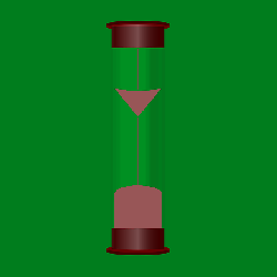 hourglass, timer, time, wait, passing time