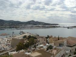 ibiza, sea, port, beach, the mediterranean sea