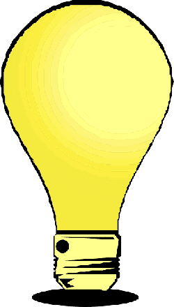 icon, lamp, cartoon, light, electric, electronics, free