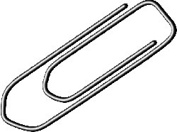 icon, note, paper, paperclip, outline, office, pin