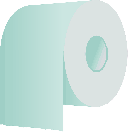 icon, paper, cartoon, pink, free, poo, toilet, roll