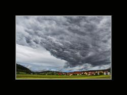 image, clouds, forward, dark clouds, thundercloud