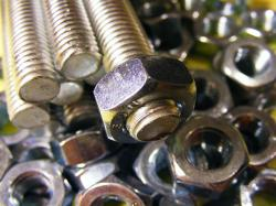 industries, bolt-and-nut, bolt, and, nut-002