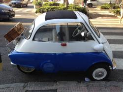 isetta, bmw, auto, design, technology, car