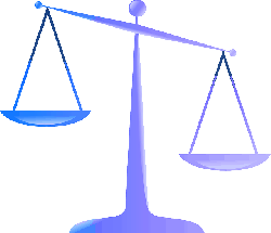 justice, law, measurement, scales, silhouette, weight