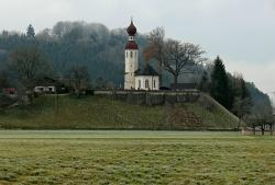 landscape, upper bayer, church, chapel, religion