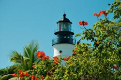 lighthouse, florida, key, nature, key west, tropics