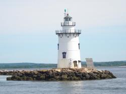 lighthouse, long island sound, environmentally friendly