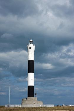 lighthouse, stormy, sky, skies, building, architecture