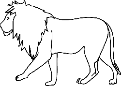 lion, big five, wildcat, maneater, africa, king, mane