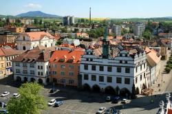 litomerice, czech republic, buildings, architecture