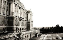 madrid, royal palace, palace, tourism, architecture