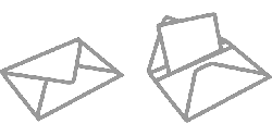 mail, flat, icon, envelope, letter