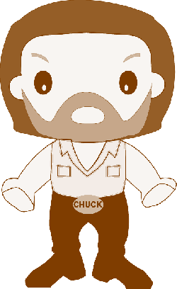 man, person, chuck, norris, fighter