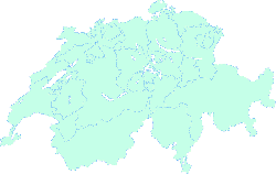 map, country, switzerland, geography, swiss
