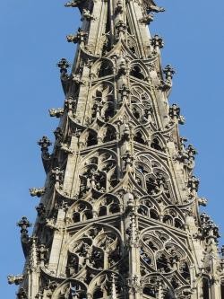 münster, ulm cathedral, dom, building, high, art, tower