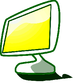 monitor, icon, yellow, display, theme, apps