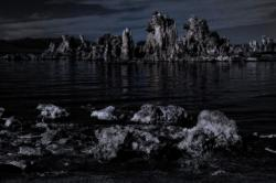 mono lake, tufa, desert, california, usa, landscape