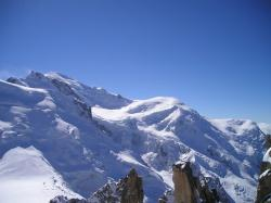 mont blanc, chamonix, alpine, snow, mountains