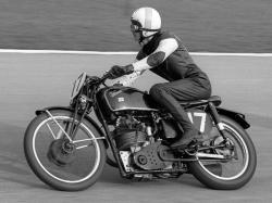 motorcycle, racer, mark, viii, crystal, palace, vintage