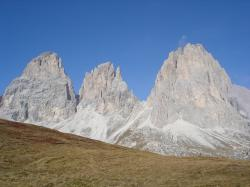 mountains, dolomites, hiking, high mountains, great
