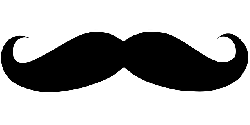 mustache, black, curly, funny, hilarious, weird