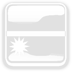 nauru, flag, country, nationality, square, button