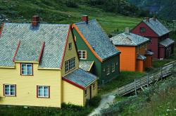 norway, houses, homes, country house, architecture