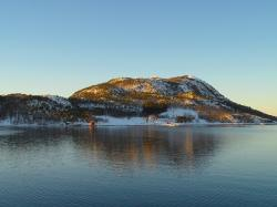 norway, scenic, landscape, harbor, bay, water