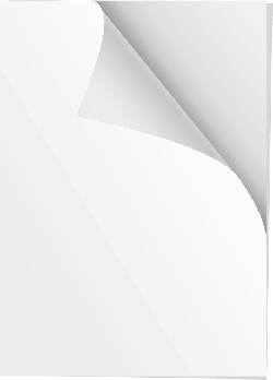 notebook, corner, paper, white, page, free, color, roll