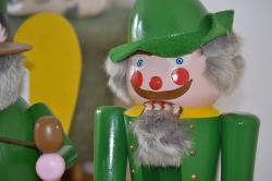 nutcracker, wood, decoration, craft, ore mountains
