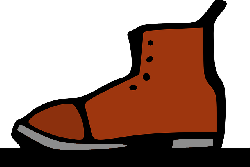 old, brown, feet, safety, cartoon, foot, clothing, shoe
