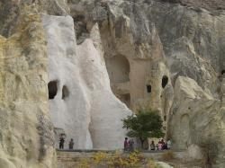 open air museum, göreme, tufa, tourist centre